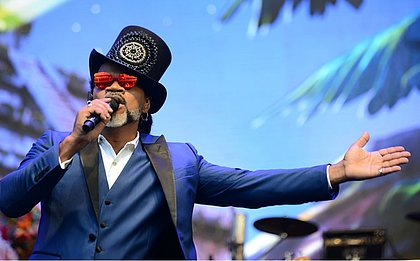 Carlinhos Brown lança álbum infantil com músicas compostas na quarentena