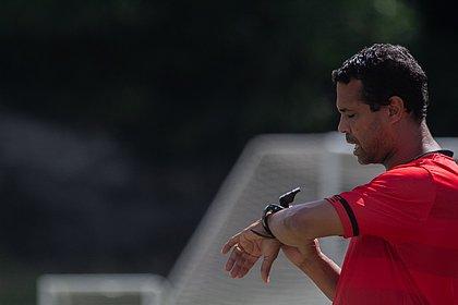 Técnico Rodrigo Chagas tem primeiro desafio à frente do Vitória pela Copa do Brasil