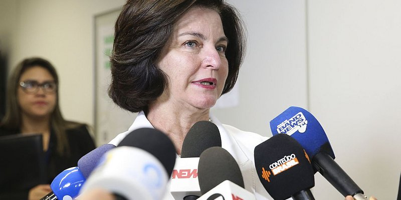 Raquel Dogde diz que fake news não convêm à democracia nem ao eleitor