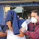 Suspeito foi preso em casa, no bairro da Santa Mônica, área nobre de Feira de Santana