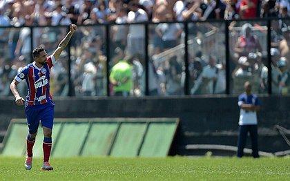 Gilberto foi o autor do segundo gol do Esquadrão