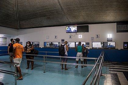 Quem planejou ir à Ilha de Itaparica teve que antecipar viagem para essa sexta