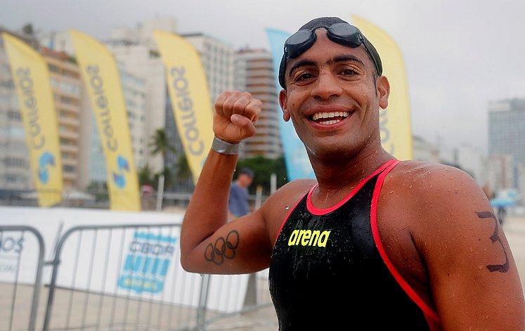 maratona aquática