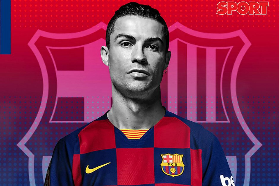 Cristiano Ronaldo no Barça? Jornal espanhol especula transferência