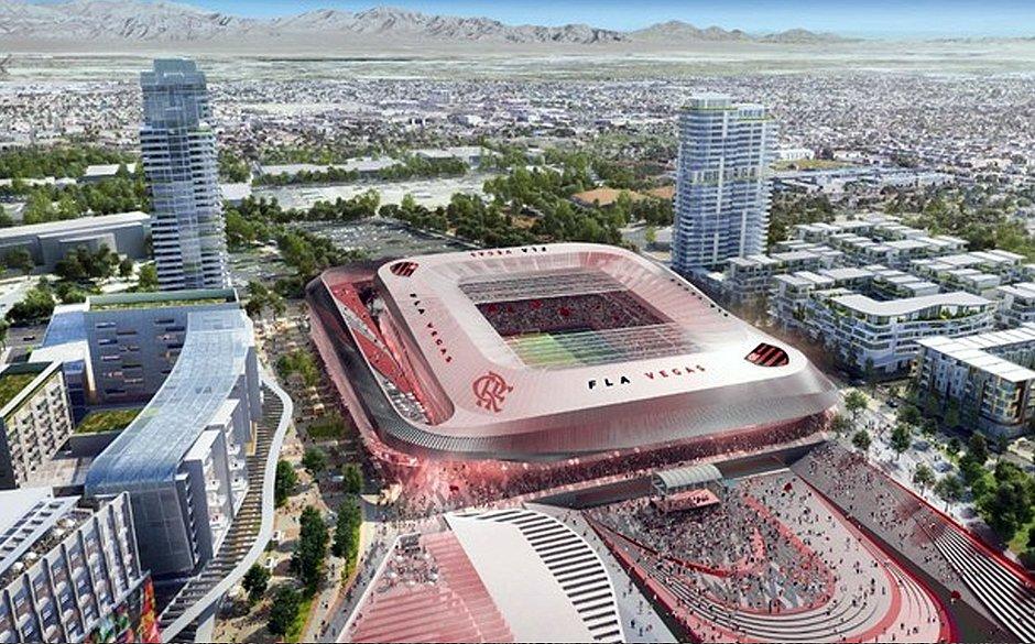 Fla Vegas: clube carioca pode ganhar time e estádio próprios nos EUA