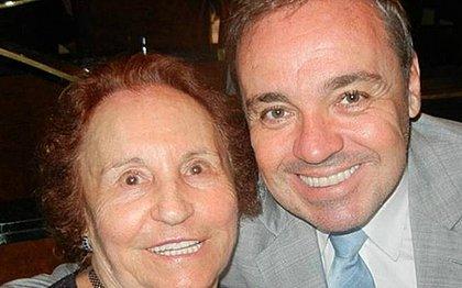 Em testamento, Gugu deixa pensão vitalícia de R$ 100 mil para a mãe