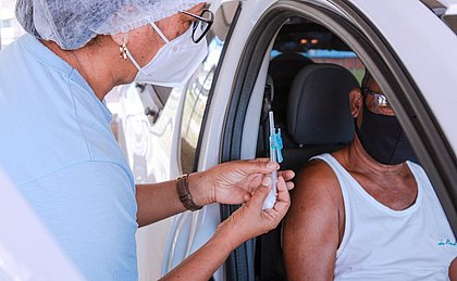 Número de vacinados contra a covid chega a 32,3 milhões; 15,2% da população