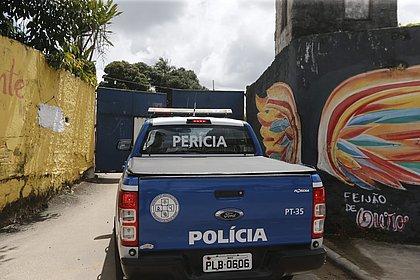 Polícia identifica suspeito de matar PM em bar da Estrada Velha do Aeroporto
