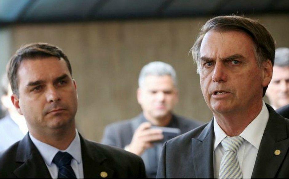 Bolsonaro tem sorte de ter os filhos que tem, afirma presidente do PSL
