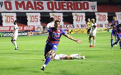 Fortaleza somou 33 pontos em 18 rodadas e se estabeleceu como dono da melhor campanha entre nordestinos no primeiro turno da Série A