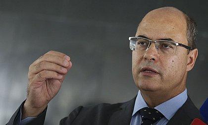 Witzel vai avaliar isolamento social no Rio esta semana