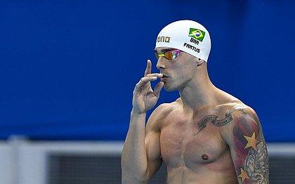 Bruno Fratus só perde vaga se outros brasileiros atigirem a marca olímpica