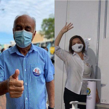 Rio Branco: Bocalmon (PP) e Socorro (PSB) vão pra 2º turno
