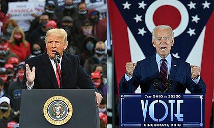 EUA chegam a eleição com temor de violência e ameaça de disputa judicial