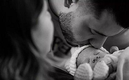 Nasce Leo, primeiro filho de Marília Mendonça: 'Ele é lindo'