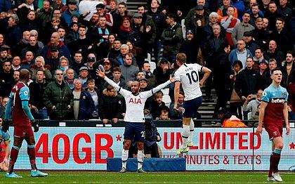 Na estreia de Mourinho, Tottenham bate West Ham e volta a vencer