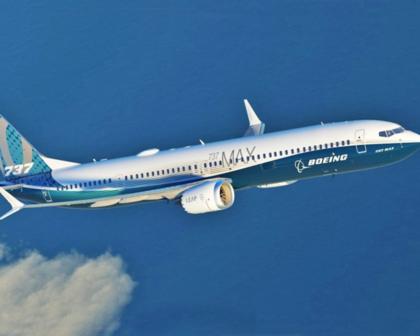 Boeing realiza 1º voo do maior avião da família 737 MAX e inicia fase de testes