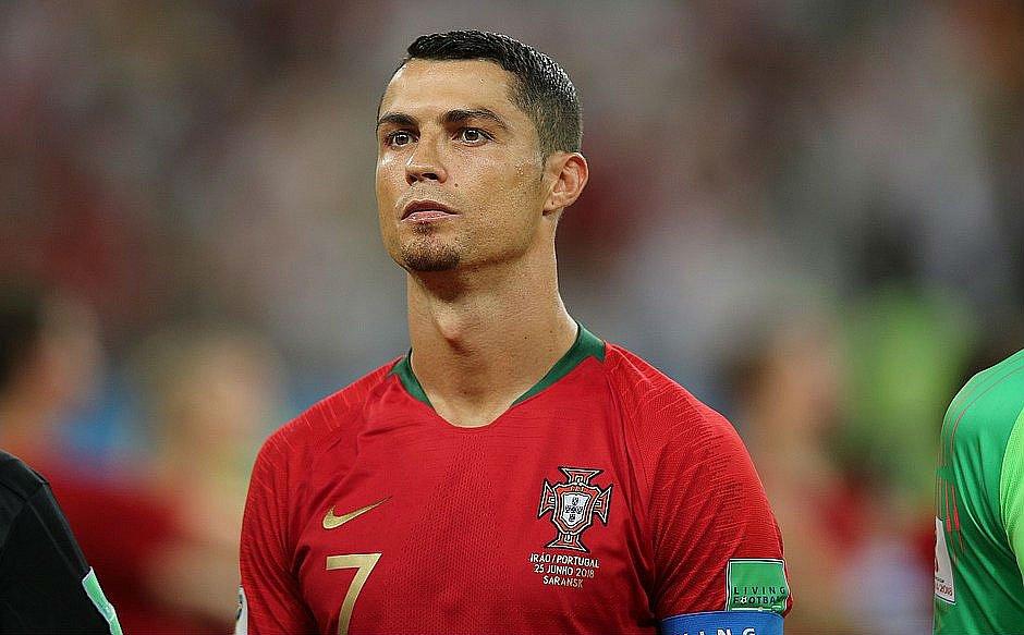 Cristiano Ronaldo é investigado por quebra de protocolo sanitário