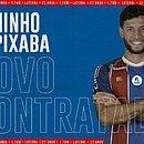 Juninho assinou por empréstimo até dezembro de 2020