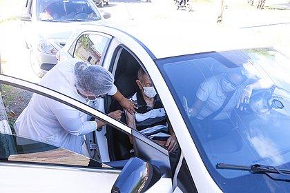 Vacinômetro: Bahia tem 1 milhão e 945 mil vacinados; 445 mil já com 2ª dose