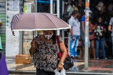2021 teve o março menos chuvoso dos últimos 7 anos.
