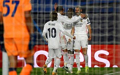 Real Madrid avançou às quartas de final da Champions
