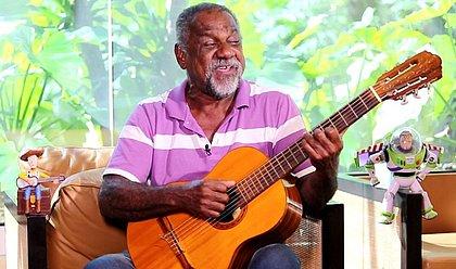 O cantor e compositor Zé da Viola gravou várias trilhas da Disney