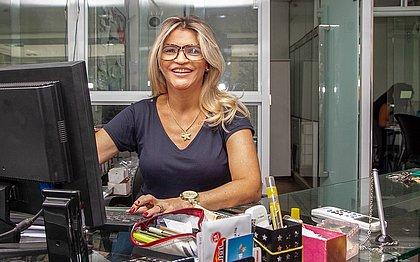 'Para conciliar as três empresas é fundamental ter planejamento e não ter medo de arriscar', destaca a empresária Jane Sampaio