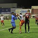 Fábio Lima, goleiro do Atlético, foi decisivo para a classificação