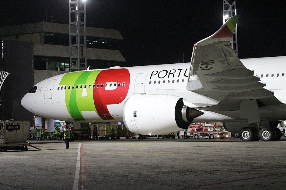 Após cinco meses, voos Salvador-Lisboa são retomados pela TAP