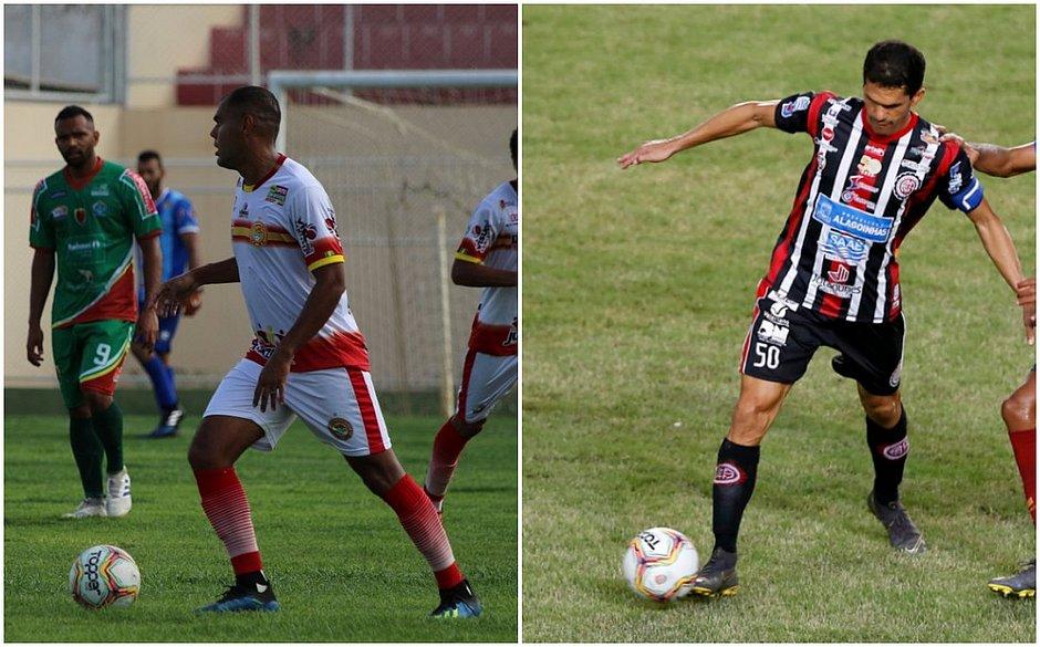 Juazeirense e Atlético abrem a semifinal