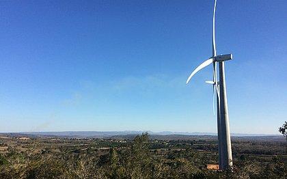 A Bahia tem 165 parques eólicos em operação, com capacidade instalada de 4GW e mais de 1.340 aerogeradores