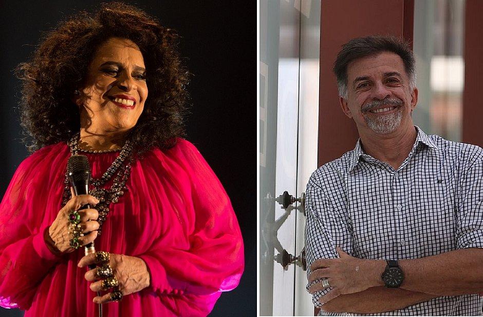 'Exijo uma live com Gal cantando em paz!', clama Fernando Guerreiro