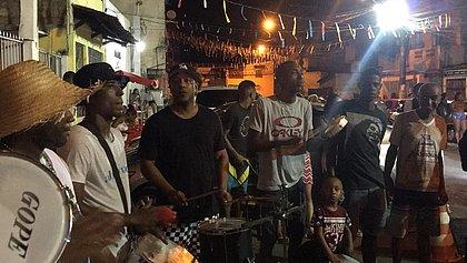 Márcio Victor faz samba no Engenho Velho de Brotas