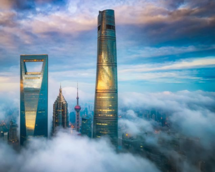 China inaugura hotel 'mais alto do mundo'; veja fotos