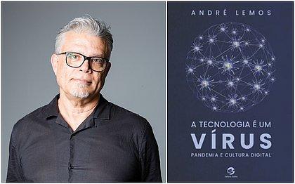 Em novo livro, André Lemos analisa pandemia e cultura digital