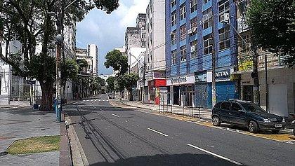 Restrição de atividades não essenciais em Salvador vai até dia 15