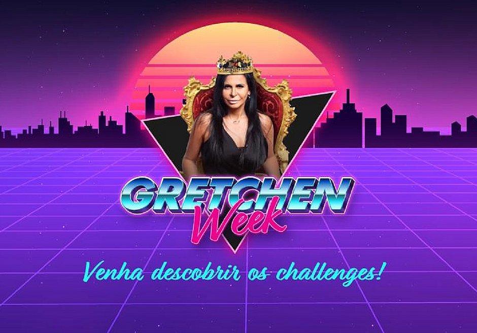 TikTok faz Gretchen Week, com três challenges inspirados na Rainha dos Memes