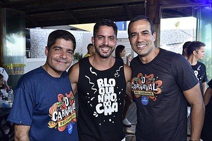 """Bruno Rocha promove a festa """"Bloquinho do Chá"""" durante o Furdunço 2020"""