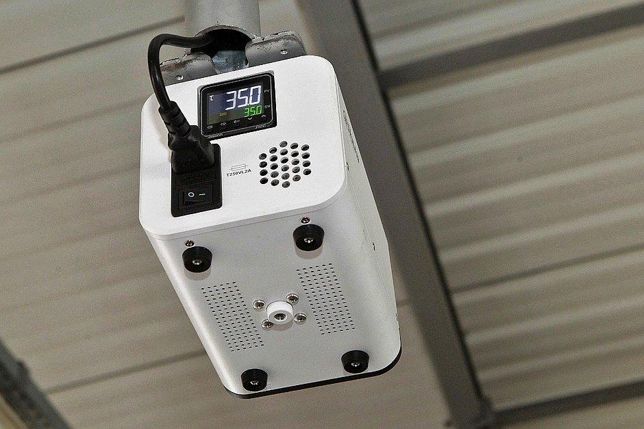 Metrô agora tem câmeras que medem temperatura de passageiros na Lapa e Pirajá