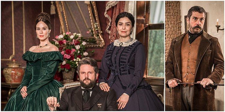 Próxima novela das seis tem Dom Pedro II no centro da trama