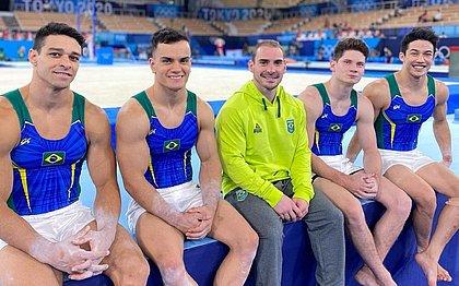 Seleção brasileira masculina de ginástica artística