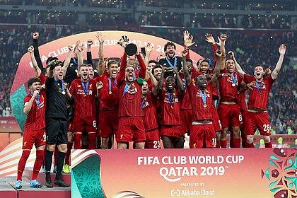 Atual campeão mundial, Liverpool é uma das sensações do momento