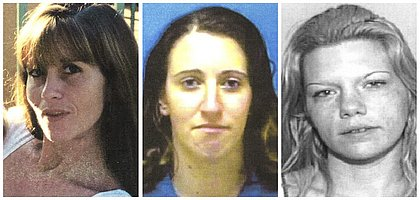 Kimberly Dietz-Livesey, Sia Demas e Jessica Good: as 3 vítimas do serial killer brasileiro