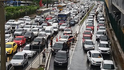 Pós-pandemia:  62% dos soteropolitanos temem aumento do trânsito, diz pesquisa