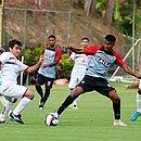 Leão sofreu gol nos minutos finais da segunda etapa