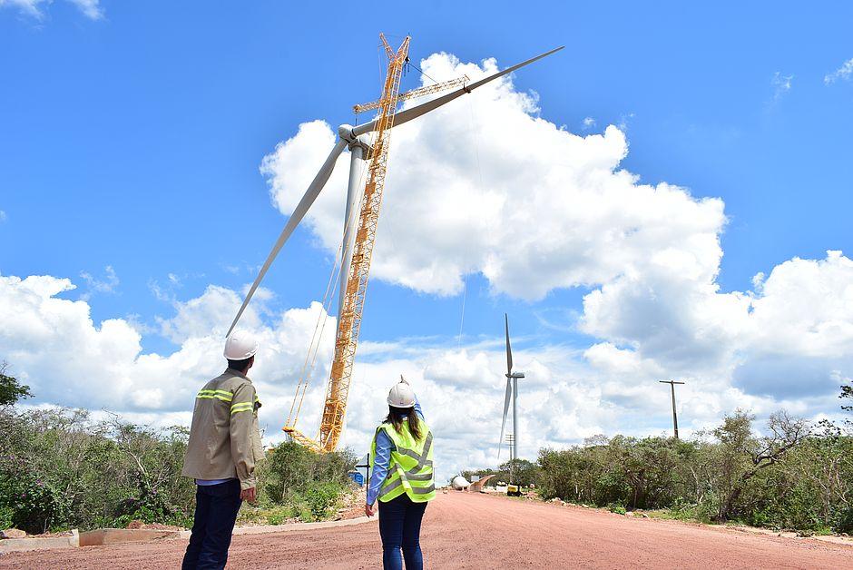 Chamando o vento: Bahia é destaque em leilão para instalação de parques eólicos