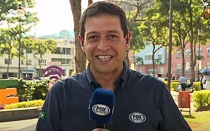 Repórter Fernando Caetano, ex-ESPN e Fox Sports, morre aos 50 anos