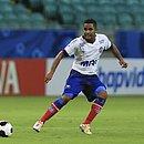 Júnior Ramos em ação pelo Bahia em 2016