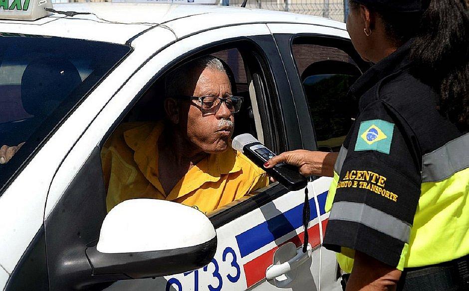 Blitze da Lei Seca voltam a ser realizadas em Salvador